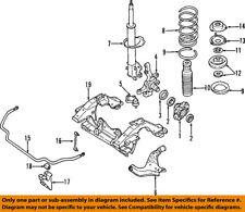 NISSAN OEM Front Suspension-Strut Mount Bearing 543255V000