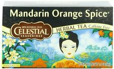 Celestial Seasonings Herb Tea, Mandarin Orange Spice, 20-Count Tea Bags (Pack of