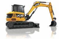 43013    Britains JCB Midi Excavator 86C-1  1:32