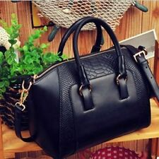 2018Fashion Women Shoulder Bag Faux Leather Satchel Cross Body Tote Handbag New