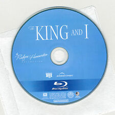 The King and I, 2014 edition G movie, mint Blu-ray & sleeve, Rodgers Hammerstein