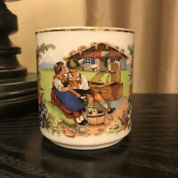 Seltmann Weiden Bavaria W. Germany Cup of Country Couple Coffee Cup Tea Cup