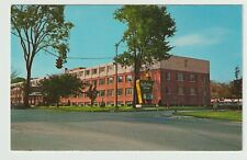 Unused Postcard Holiday Inn Watertown New York NY All the Way Downtown