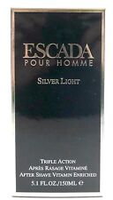 (GRUNDPREIS 46,60€/100ML) ESCADA POUR HOMME SILVER LIGHT 150ML APRES RASAGE