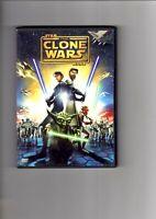 Star Wars - The Clone Wars (2008) DVD n524