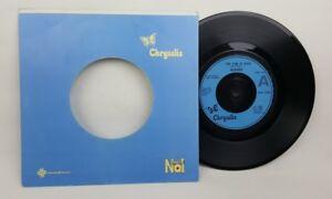 "Blondie The Tide Is High Vintage Vinyl 7"" 45rpm 1980 UK Press CHS 2465 VG+/VG"