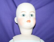 "Doll Soft Body Porcelain Head/hands/feet 27"" reproduction of Simon & Halbig"