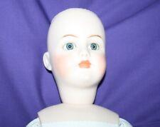"Doll Soft Body Porc 00004000 elain Head/hands/feet 27"" reproduction of Simon & Halbig"