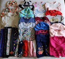 Massive Girls Autumn Bundle Age 2-3 Coats Jumpers Tops Leggings Pyjamas & More