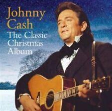 The Classic Christmas Album 0888837360920 by Johnny Cash CD