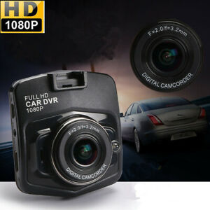 2.4'' HD Dash Cam Car DVR Camera Night Vision Vehicle Video Recorder Camcorder.