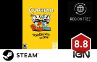 Cuphead [PC] Steam Download Key - FAST DELIVERY