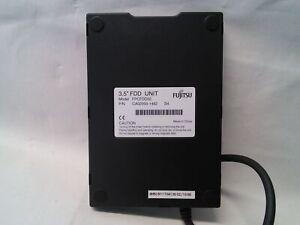 EXTERNES-LAUFWERK FLOPPY Extern für Siemens Lifebook S-5582800 Fujitsu FPCFDD02