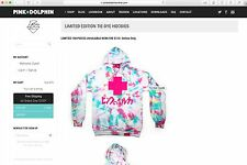 Limited Edition 2011 Pink Dolphin Promo Tie Dye Hoodie LTD sz XL (only 100 made)