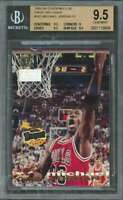 Michael Jordan 1993-94 Stadium Club First Day Issue #181 BGS 9.5 (9.5 9 9.5 9.5)