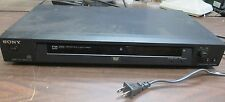 Sony Precision Drive 2/MP3 Playback DVD/CD/Video CD Player DVP-NS315