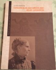 CLARA BARTON American RED CROSS Relief Expedition Armenia Armenian 1894 massacre