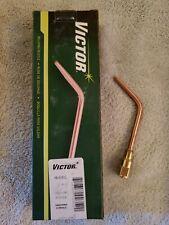 Victor Model 0 W J 0325 0083 Weld Nozzle Qty1