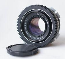 Carl Zeiss Pancolar f/2 50mm PL-MOUNT LENS ARRIFLEX ARRI Red One 35MM