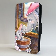Disney Dumbo Amazing Art Original FLIP PHONE CASE COVER for IPHONE SAMSUNG
