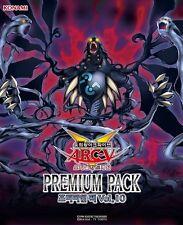 YUGIOH Premium Pack Vol. 10 OCG Booster Box Yu-Gi-Oh Korean Ver Card Game