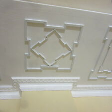 Dolls House 12th scale  Ceiling Panel unpainted  Smaller one in photo  SQ cp06S