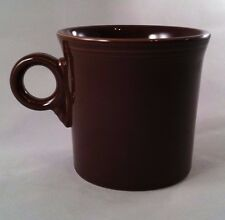 Fiestaware Chocolate Ring Handled Mug Fiesta Retired Brown Tom and Jerry Mug