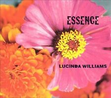 LUCINDA WILLIAMS - Essence CD ( 2001, Folk Rock )