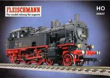 Fleischmann 2006 HO Gauge Catalogue
