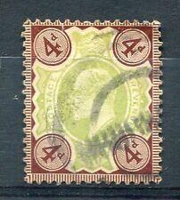 GRANDE BRETAGNE 1902-10, timbre 112, EDOUARD VII, oblitéré