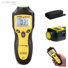 Medidor radiaciones microondas detector fugas Trotec Br15