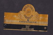 Bague  de Cigare   BN43048 Perdomo Champagne