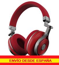 Auriculares Bluedio T3 (Turbine 3rd) Bluetooth inalámbricos Plegable Micro, Rojo