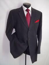 Ermenegildo Zegna Gray Corduroy 3 Buttons Heavy Wool Blend Jacket, Coat 44 L