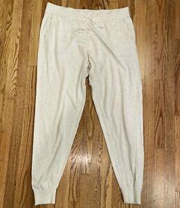 Ugg Ivory Lounge Sweatpants XL