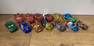 Disney Pixar Cars Diecast Bundle - Used - See Pics