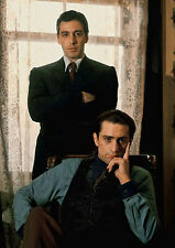 The Godfather Part Ii Robert De Niro Al Pacino Rare Publicity Photo