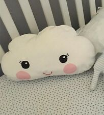Lovely Clouds Throw Pillow Cushion Kid's Plush Toys for Home Sofa Bedroom Decor
