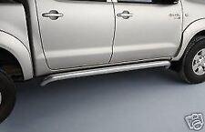 Genuine Toyota Hilux Double Cab 2006-2016 Side Bars PZ415-N2903-ZB