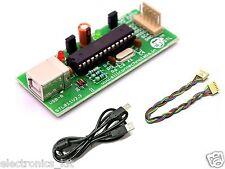 ATMEL 8051 AVR USB ISP Programmer Support AT89S51/52,AVR ATmega,ATtiny