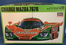 HASEGAWA CHARGE MAZDA 767B 1/24 Plastic model New open box