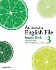 American English File: American English File Bk. 3 by Paul Seligson, Clive...