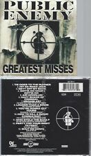 CD--PUBLIC ENEMY -- -- GREAT MISSES
