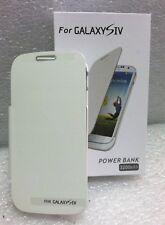 3200MAH Power Bank Backup Battery Flip Case For Samsung Galaxy S IV S4 i9500