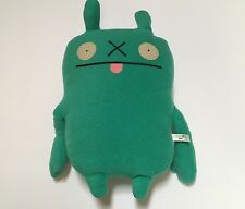 "Classic Ugly Doll Brip RARE 12"" 2011 Uglydoll Green HTF Collectible SDCC"