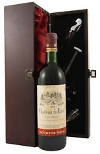 Chateau du Parc 1972 Haut Medoc vintage wine in a gift box with accessories
