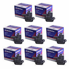 Set of 8 AcDelco Ignition Coil BS-C1144 For Cadillac Chevrolet Pontiac GMC 97-05