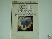 I dolori del giovane Werther - GOETHE