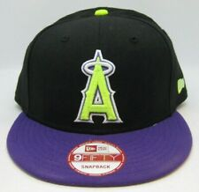 Anaheim Angels 9FIFTY New Era SnapBack Hat Air Jordan 3 Retro Joker Cap