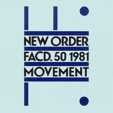New Order - Movement vinyl LP NEW/SEALED IN STOCK